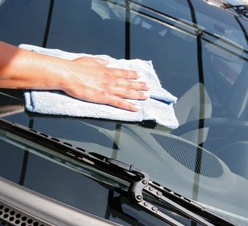 Otomobil Cam Temizliği Nasıl Yapılır ?